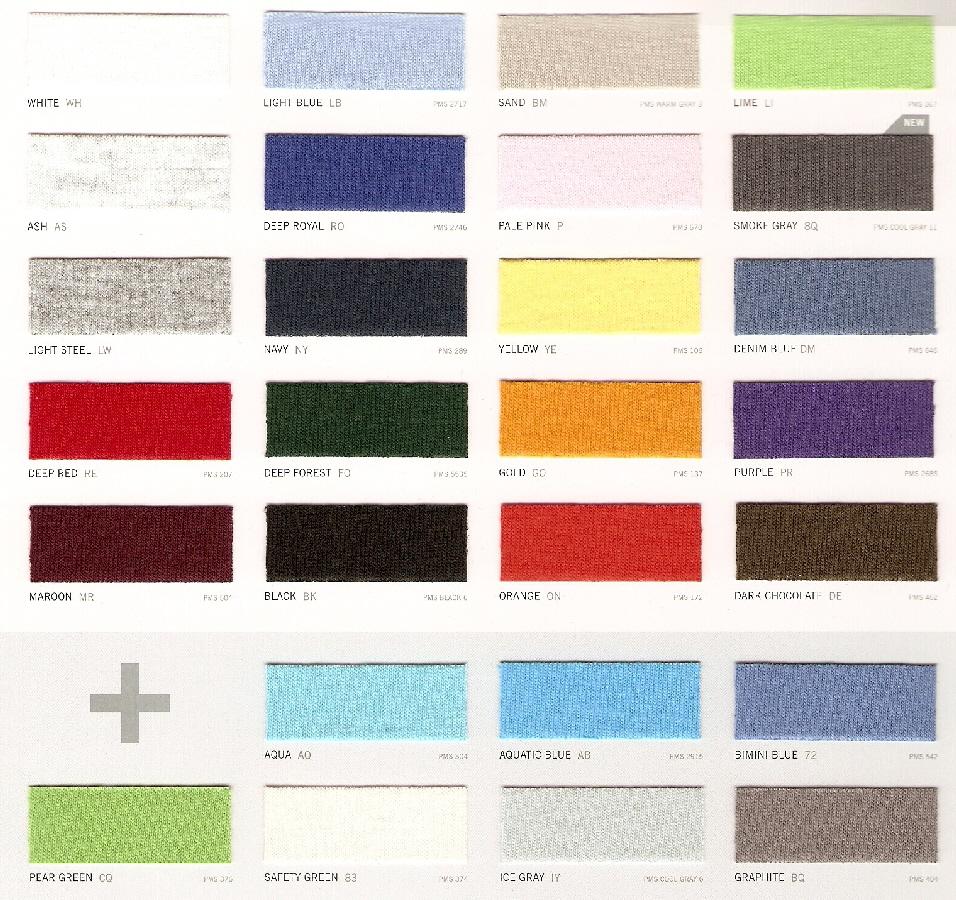 Hanes Color